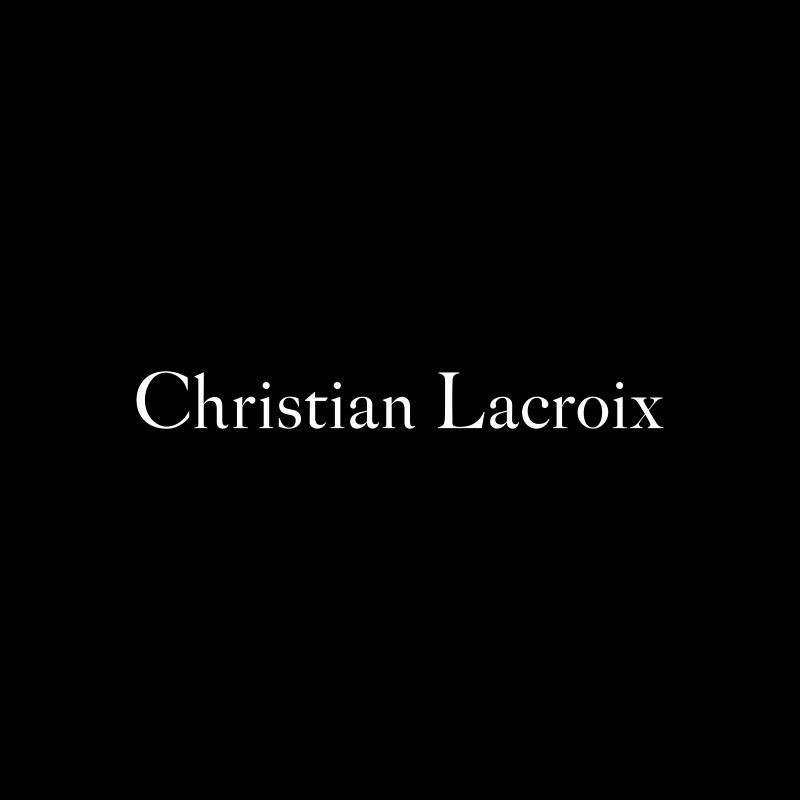 Christian Lacroix Ürün Kataloğu