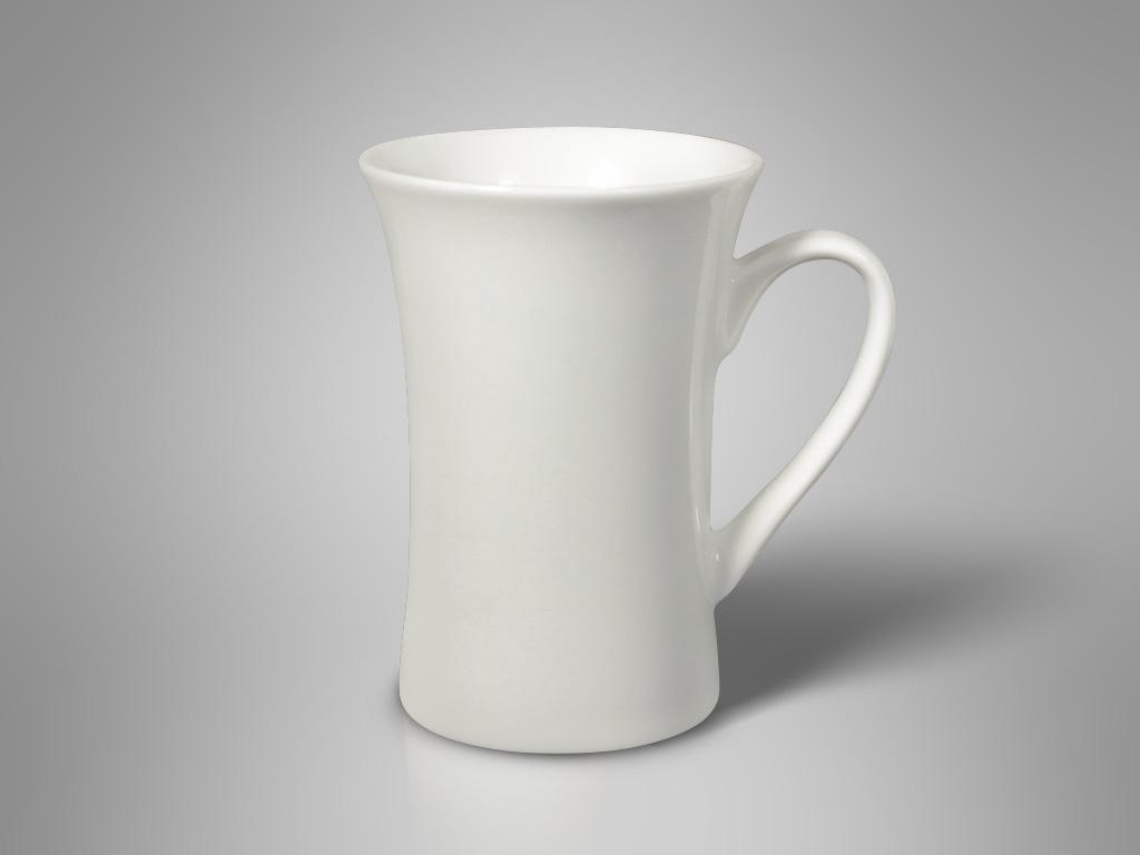 Porselen Kupa 340 Ml