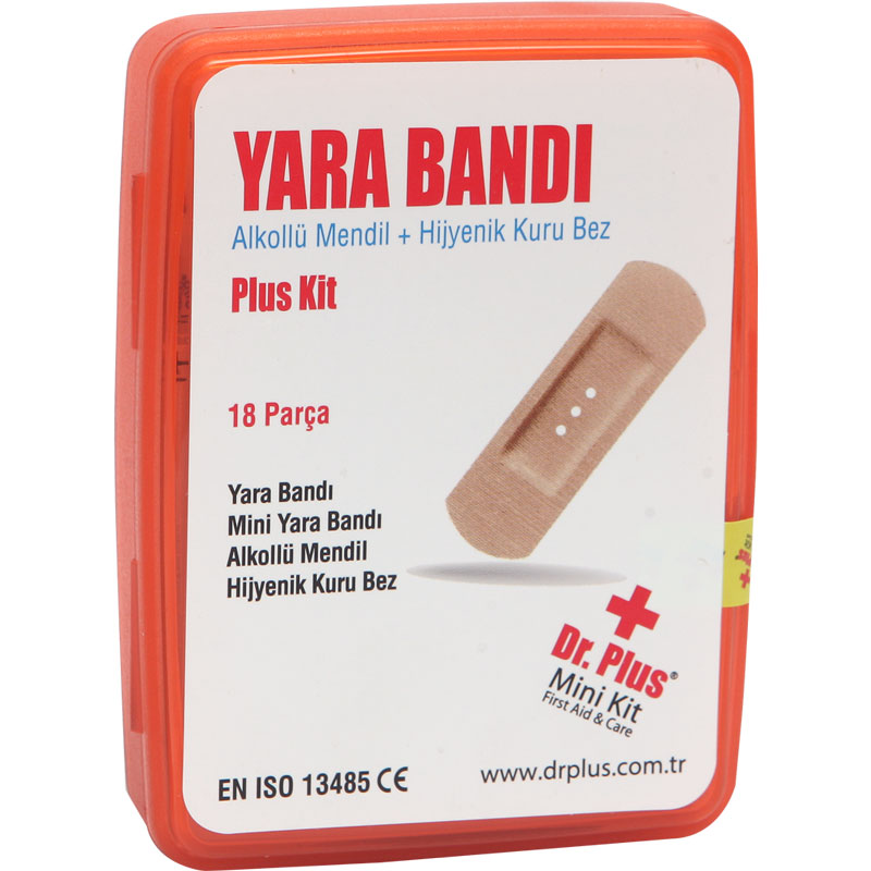 YARA BANDI PLUS KİT
