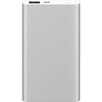 Xiaomi 5000 mAh 2 Taşınabilir Şarj Cihazı Gümüş (Resmi Distribütör Garantili)