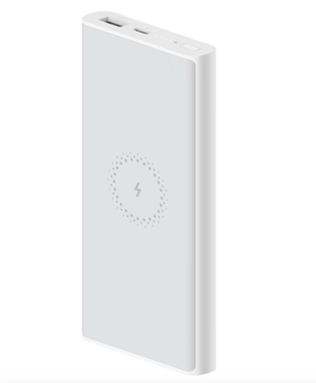 Xiaomi Mi 10000 mAh Kablosuz Powerbank Essential - Beyaz (Xiaomi Türkiye Garantili)